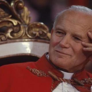 sveci sv ivan pavao II  naslonjen na ruku