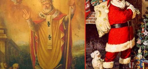 Tko je zapravo sv. Nikola,  a tko Djed Mraz?