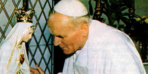 Papa-Ivan-Pavao-II-Gospa-fatimska