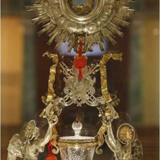 Lanciano (Ch), Miracolo Eucaristico, il reliquiario