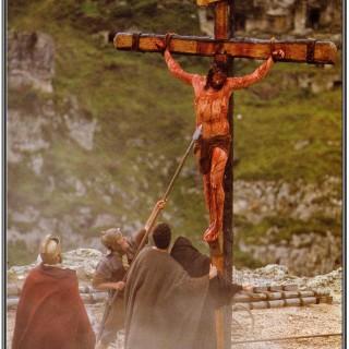 isus na križu