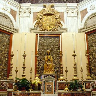 Kosti mučenika su sačuvane u relikvijaru i postavljene u kapelu pokraj glavnog oltara, u popravljneoj katedrali.