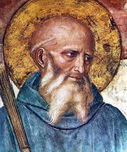 sveti benedikt