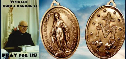 čudotvorna medaljica