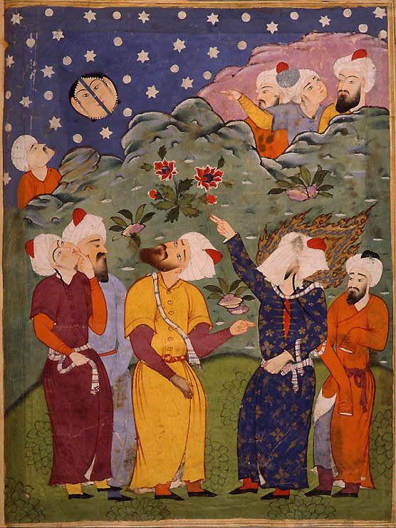 muhamed mjesec