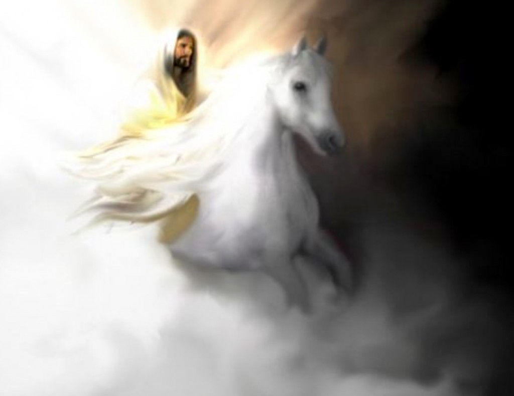 isus na konju