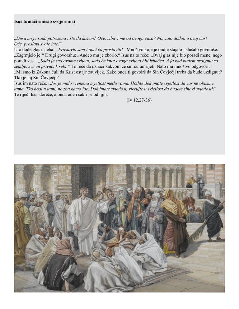 str 5 isus tumači