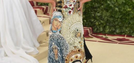 gospa na haljini