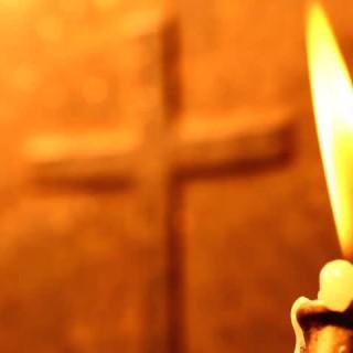 svijeća križ