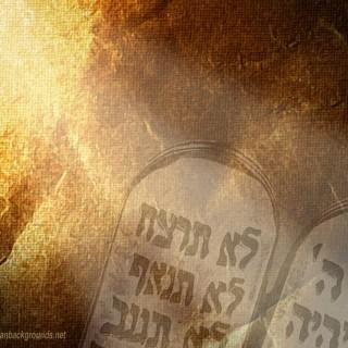 deset božjih zapovijedi ploče