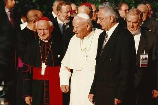 papa priznanje