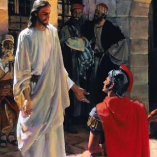isus i vojnik