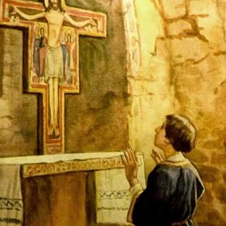 Franjo idi popravi Crkvu